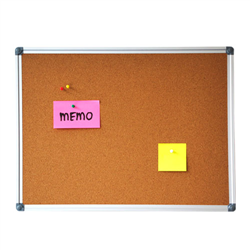 Prikbord kurk 60x90 cm