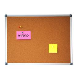 Prikbord kurk 90x120 cm