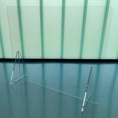 preventiescherm 64x80cm staand