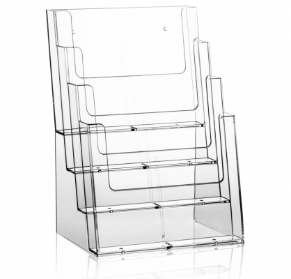 Folderhouder 4 x A4 (2 stuks)