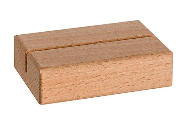 houten voet A6
