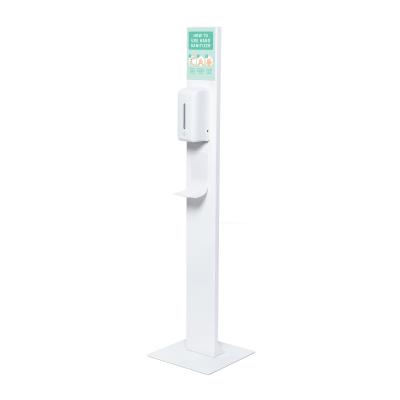 Handdesinfectiehouder Design Met Automatische Dispenser