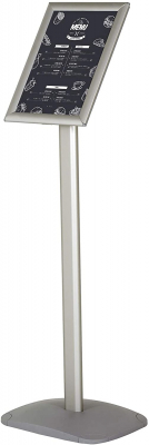 Menubord Décor A3 met voet 120 cm
